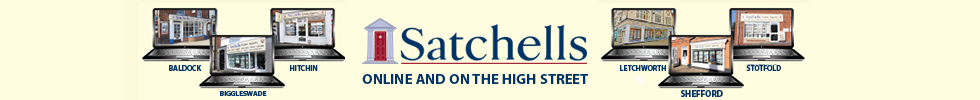 Get brand editions for Satchells Estate Agents, Hitchin