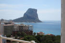 Apartment for sale in Calpe,