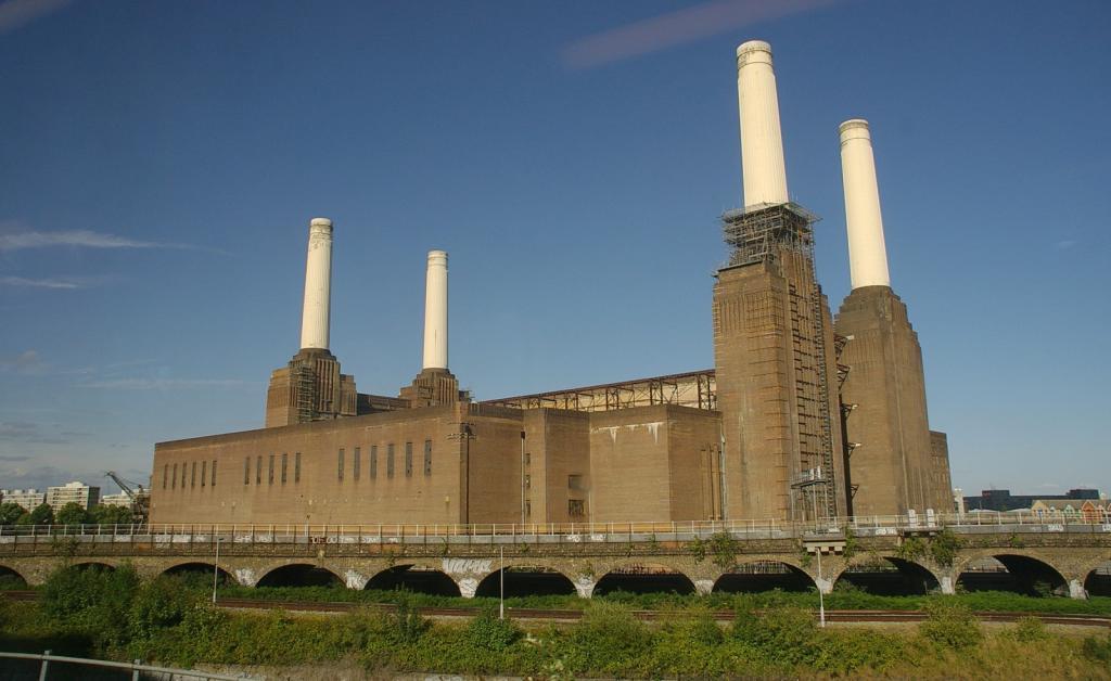 Battersea Power Stat