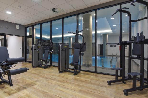Gym & Pool