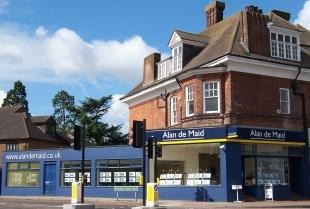 Alan de Maid, West Wickham - Lettingsbranch details