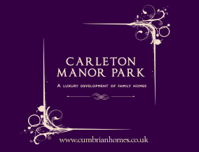 Get brand editions for Cumbrian Homes Ltd, Carleton Manor Park