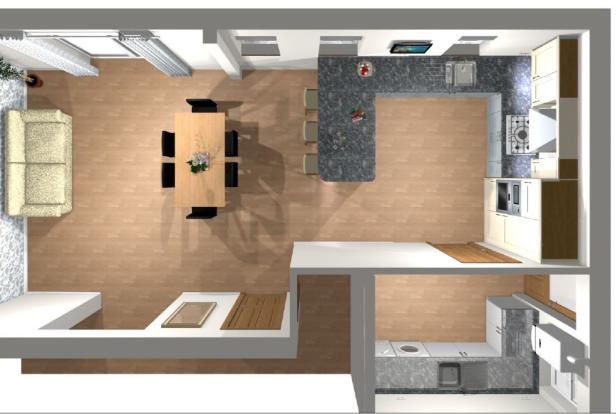 Plot 21 Kitchen