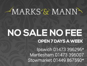 Get brand editions for Marks & Mann Estate Agents Ltd, Stowmarket