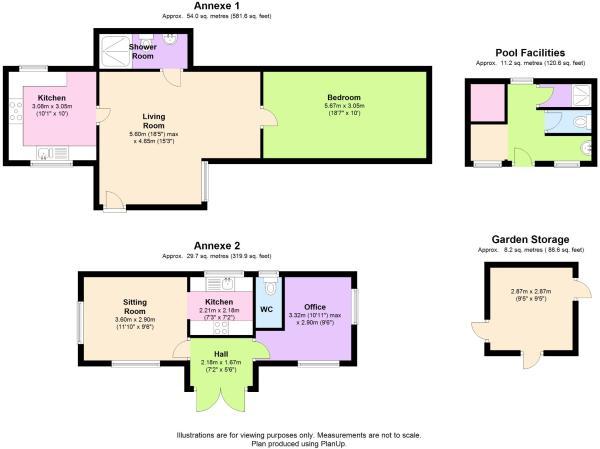 2D Outbuildings