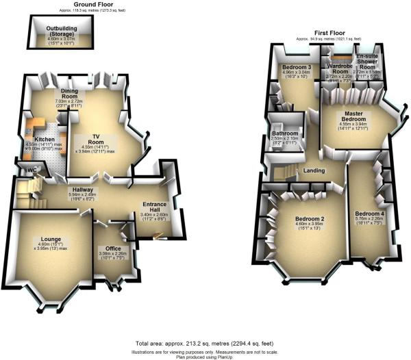 Floor Plan in 3D