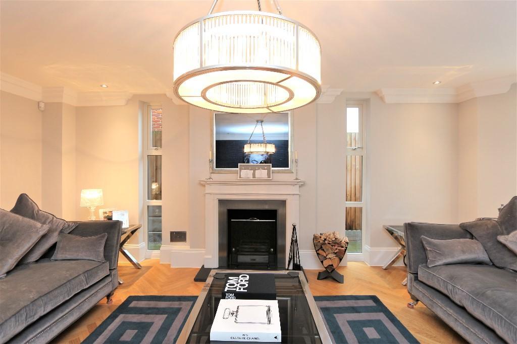 Higgins Homes,Fireplace