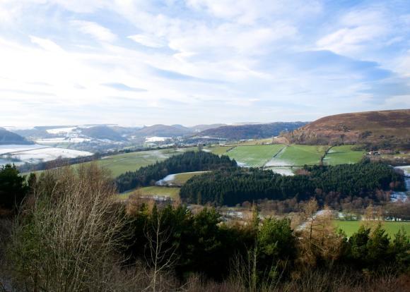 Views of Ampleforth