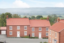 David Wilson Homes, Abbey Park, Ampleforth
