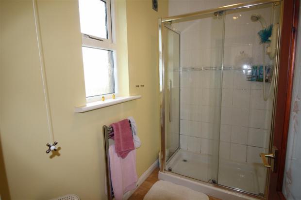 First Floor Shower