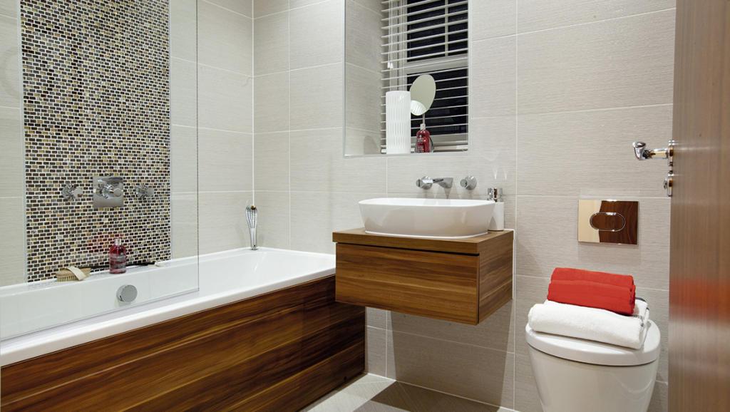 Contemporary bathroom in Apperley Bridge