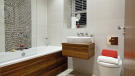 Contemporary bathroom in Apperley Bridge