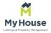 myhouse-ne, Newcastle upon Tyne logo