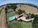 7 bed Country House in Gualdo, Macerata...