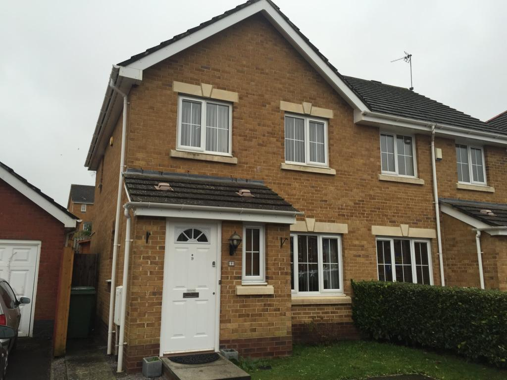 3 bedroom house to rent in thorne way caerau cardiff cf5