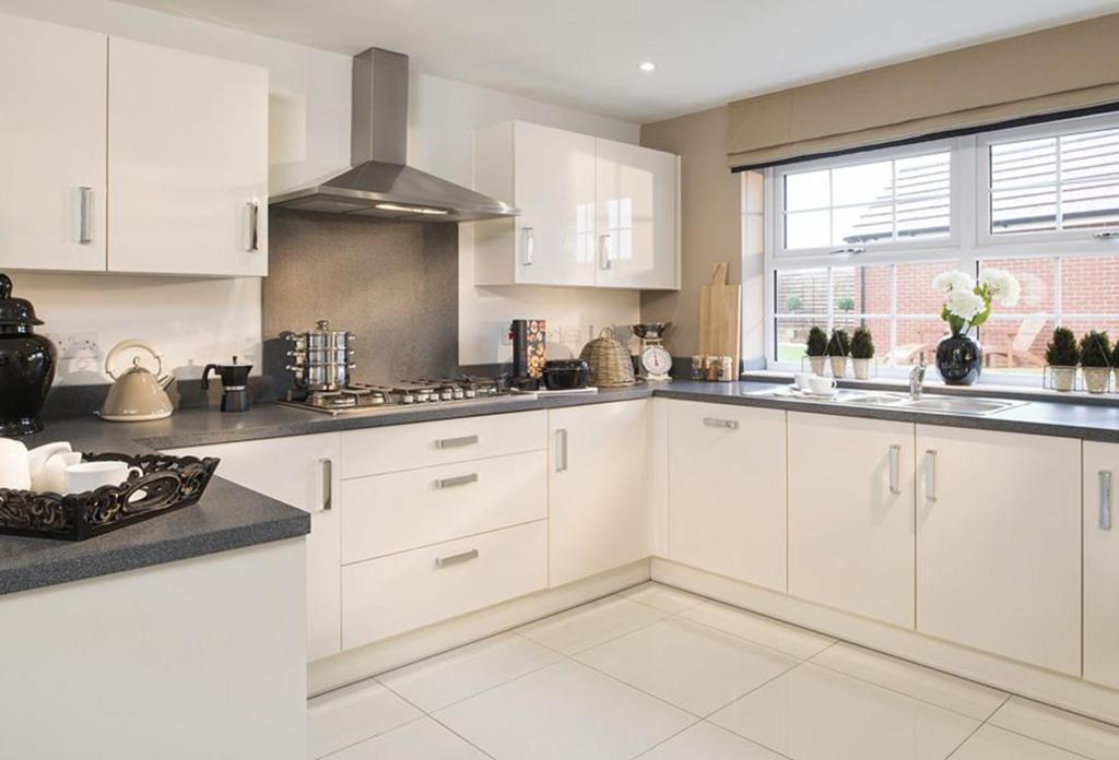 Avondale Show Home Kitchen