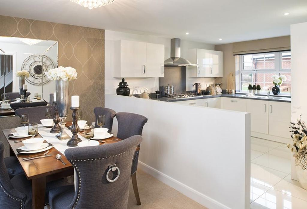 Avondale Show Home Dining Room / Kitchen