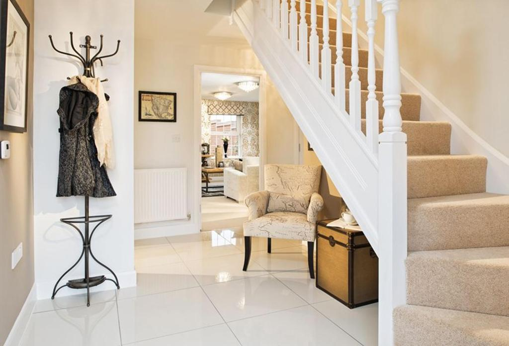 Avondale Show Home Entrance Hall