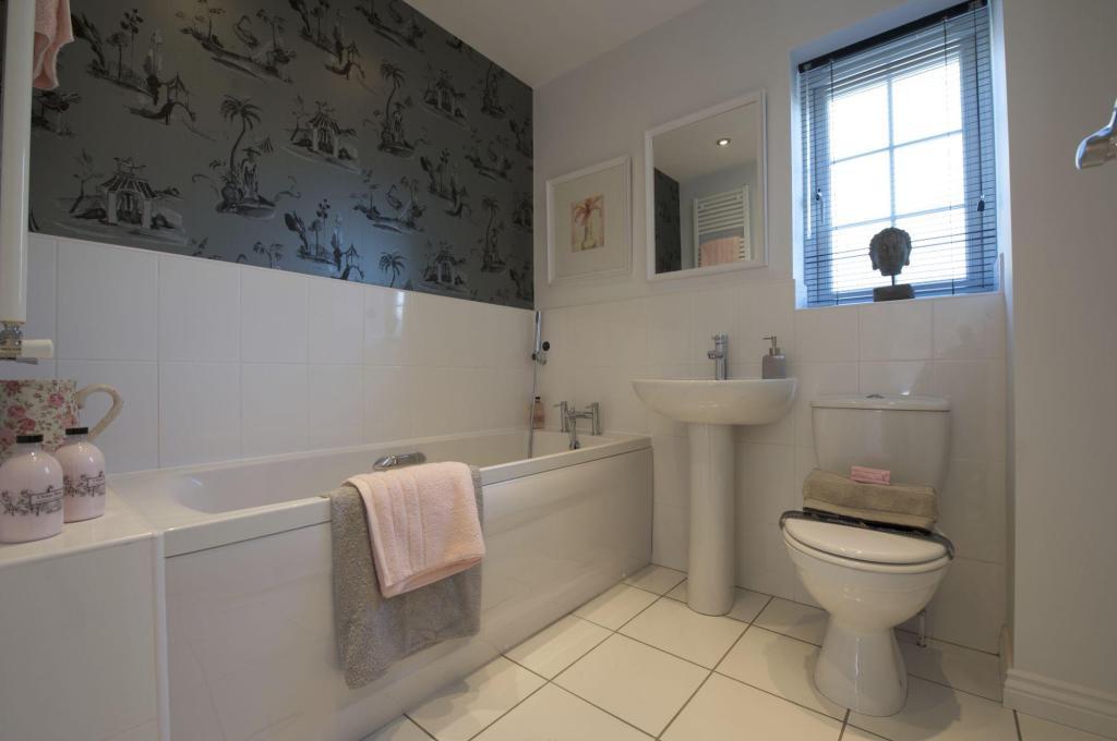 David Wilson Show Home Bathroom