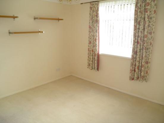 Master Bedroom Empty