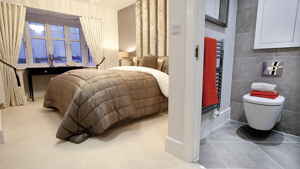 Typical Avant bedroom