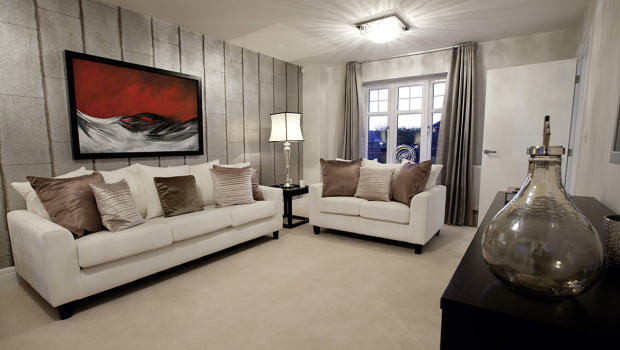 Typical Avant Living Area