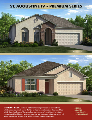 5 bed new property in Florida, Polk County...
