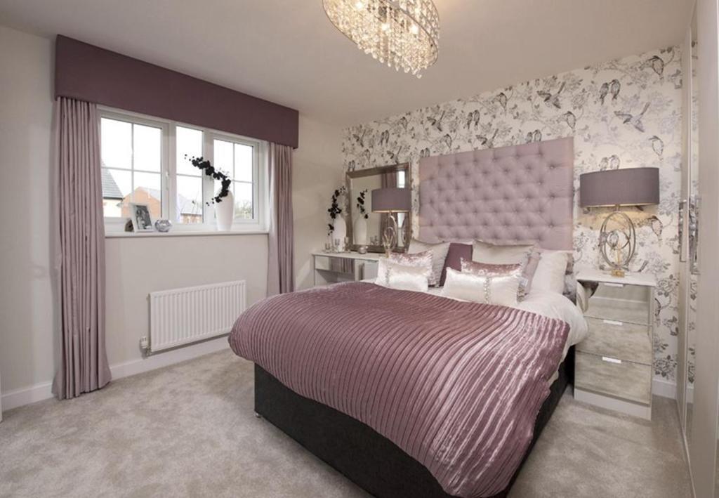 Warwick bed 2
