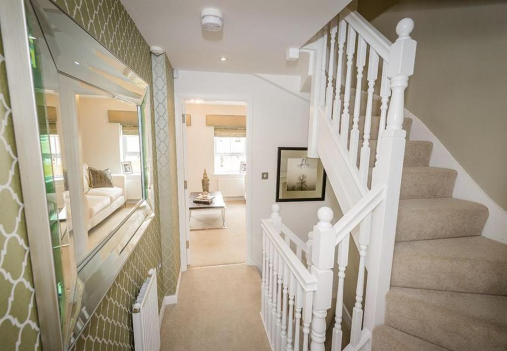 Fawley staircase