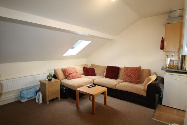 Attic Reception Area