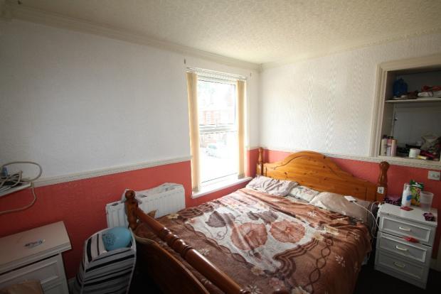 Bedroom - Flat