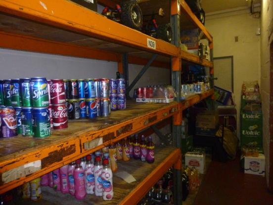 Addition Storage #2