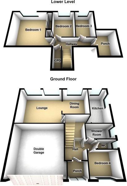 Lower / Ground...