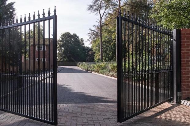 Gated development