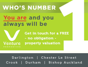 Get brand editions for Venture Properties, Bishop Auckland Sales