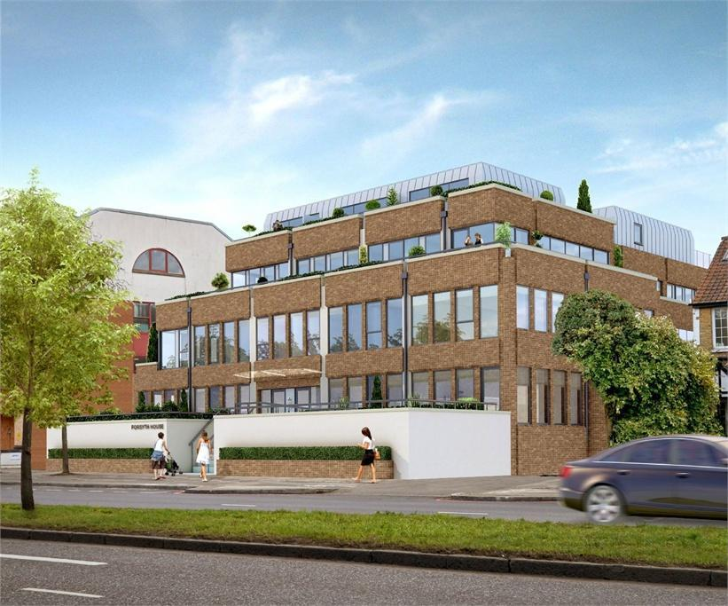 1 Bedroom Apartment For Sale In Lower Richmond Road Richmond Surrey Tw9