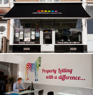Rainbow Property, Falmouthbranch details