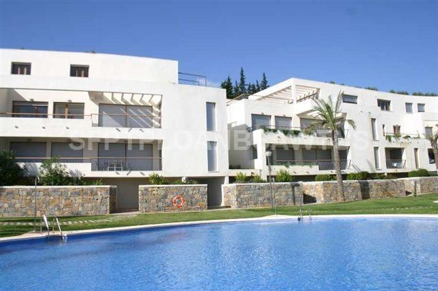 Apartment for sale in Los Monteros, Málaga...