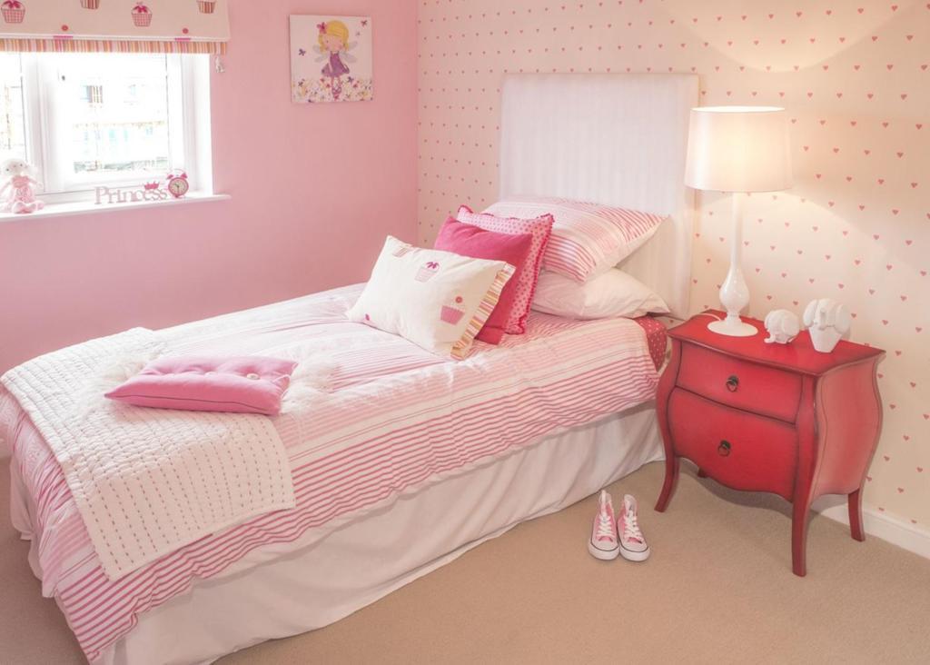 The Fernie Bedroom