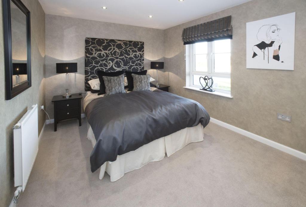 Balfour bedroom