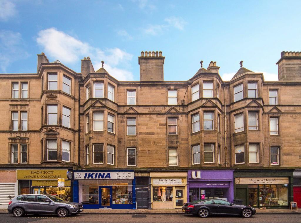 1 bedroom flat for sale in 37 3 roseburn terrace for 23 ravelston terrace edinburgh