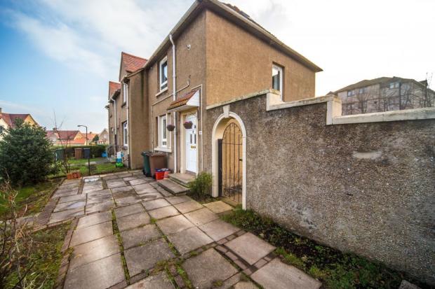 2 bedroom end of terrace house for sale in 68 fernieside for 23 ravelston terrace edinburgh