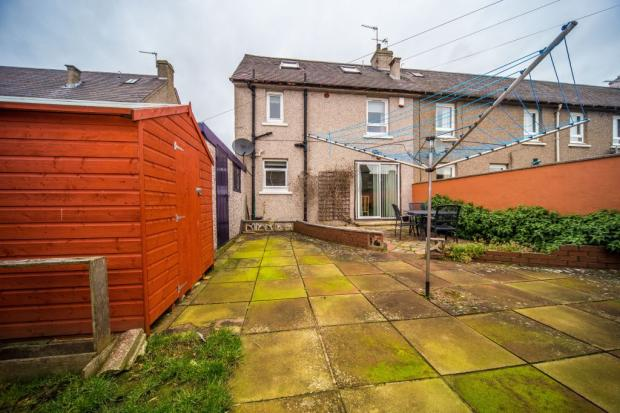 2 bedroom end of terrace house for sale in 17 drum brae for 23 ravelston terrace edinburgh