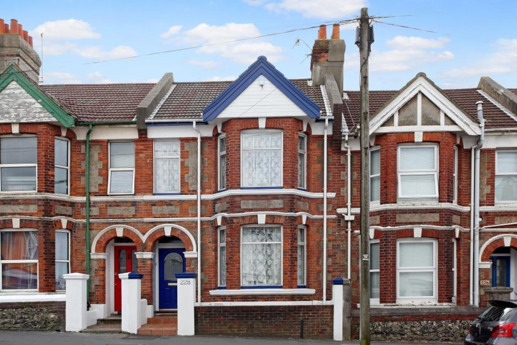 3 Bedroom House For Sale In Queens Park Road Brighton Bn2
