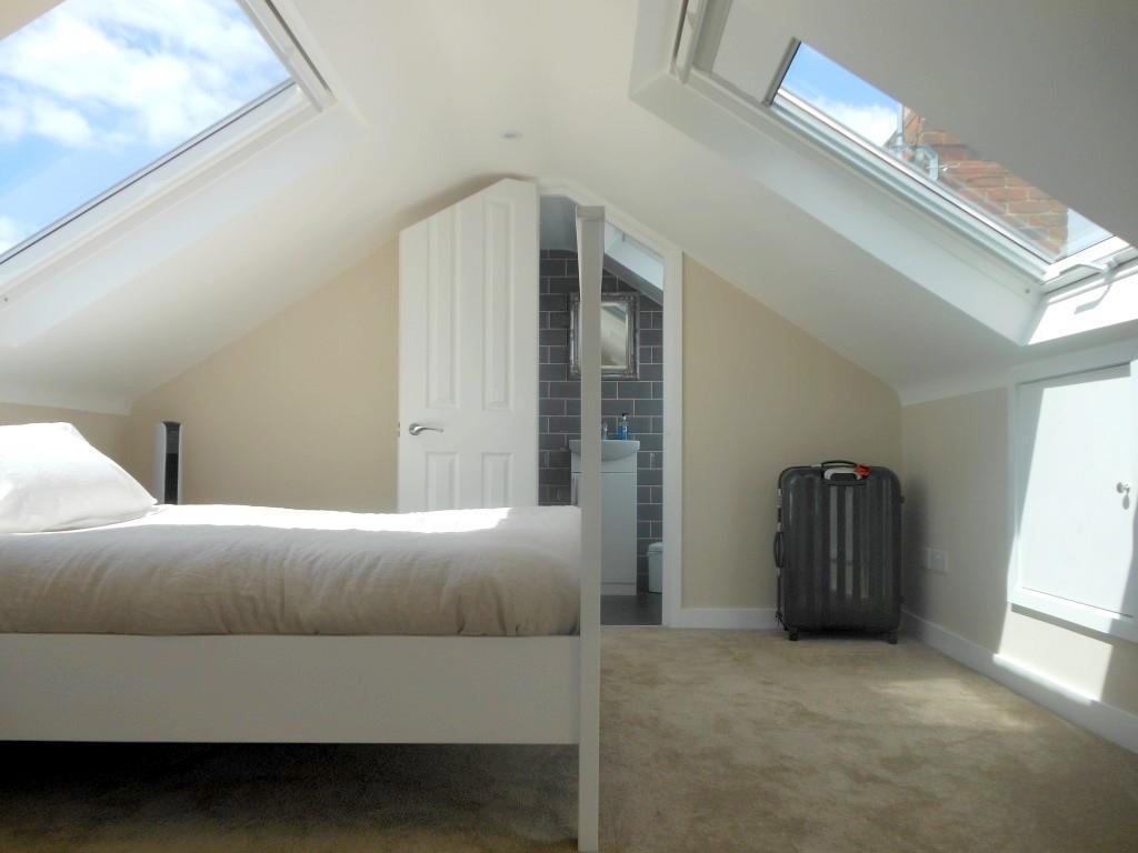 653. Attic bedroom.J
