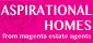 Magenta Estate Agents , Aspirational Homes logo