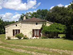 Country House in La Romieu, Gers...