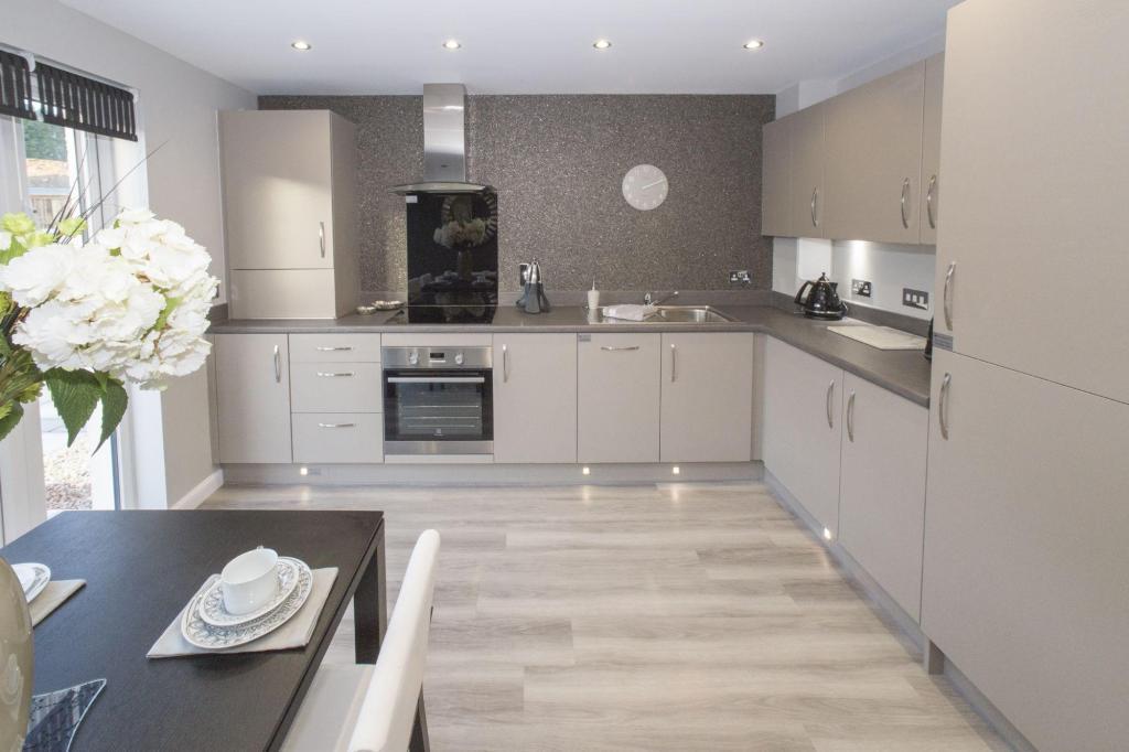 The Balfour kitchen