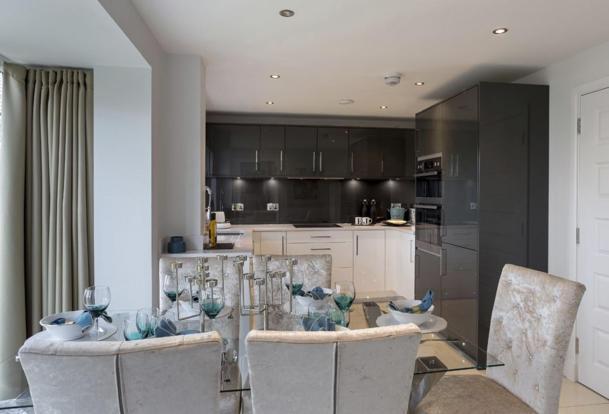 Craigievar Kitchen