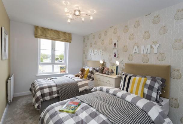 Craigievar bedroom 3